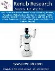 Service Robotics Market, Volume Global Forecast by (Defense, Agri., Logistic, Medical, Const., Rescue, Security, etc) Companies