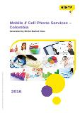 Mobile / Cell Phone Services in Colombia (2016) – Market Sizes