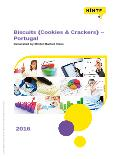 Biscuits (Cookies & Crackers) in Portugal (2016) – Market Sizes