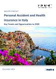 Personal Accident and Health Insurance in Italy, Key Trends and Opportunities to 2020