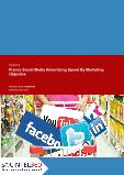 France Social Media Advertising Spend By Marketing Objective