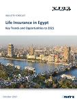 Life Insurance in Egypt, Key Trends and Opportunities to 2021