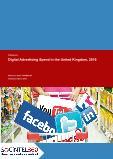 Digital Advertising Spend in the UK