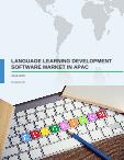 Language Learning Development Software Market In APAC 2016-2020