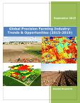 Global Precision Farming Industry: Trends & Opportunities (2015-2019)