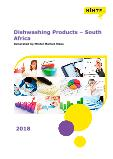 Dishwashing Products in South Africa (2018) – Market Sizes