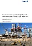 Telecommunications (Construction) in Denmark: Market Analytics by Category & Cost Type to 2021