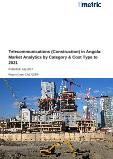 Telecommunications (Construction) in Angola: Market Analytics by Category & Cost Type to 2021