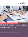 Market Research Services Market Global Briefing 2018