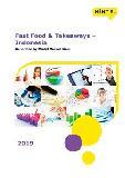 Fast Food & Takeaways in Indonesia (2019) – Market Sizes