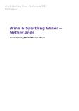Wine & Sparkling Wines in Netherlands (2020) – Market Sizes