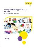 Refrigeration Appliances in Russia (2015) – Market Sizes