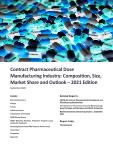 Contract Pharmaceutical Dose Manufacturing Industry - Composition, Size, Market Share and Outlook, 2021 Edition