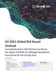 Global Oil and Gas Bid Round Outlook, H1 2021 - Licensing Rounds in 2021 Remain Low Due to the Impact of COVID-19, Although Expectations have Grown for the Coming Years