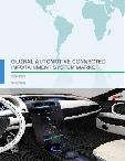 Global Automotive Connected Infotainment System Market 2018-2022
