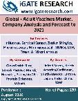 Global - Adult Vaccines Market, Company Analysis and Forecast to 2021