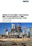 Metal and Material Production and Processing plants (Construction) in Latvia: Market Analytics by Category & Cost Type to 2020