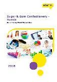 Sugar & Gum Confectionery in Russia (2018) – Market Sizes