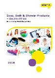 Soap, Bath & Shower Products in South Africa (2018) – Market Sizes