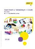 Fast Food & Takeaways in South Korea (2016) – Market Sizes