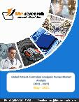 Global Patient-Controlled Analgesic Pumps Market By Type, By Application, By End-use, By Regional Outlook, Industry Analysis Report and Forecast, 2021 - 2027
