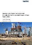 Manufacturing Plants (Construction) in Australia: Market Analytics by Category & Cost Type to 2022