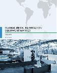 Global Metal Fabrication Equipment Market 2016-2020