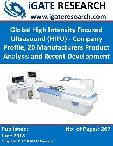 Global High Intensity Focused Ultrasound (HIFU) - Company Profile, 20 Manufacturers Product Analysis and Recent Development