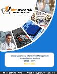 Global Laboratory Information Management System Market By End-use, By Component, By Product, By Regional Outlook, Industry Analysis Report and Forecast, 2021 - 2027