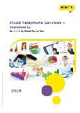 Fixed Telephone Services in Indonesia (2015) – Market Sizes