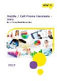 Mobile / Cell Phone Handsets in Italy (2017) – Market Sizes