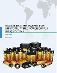 Global Battery Market for UPS 2015-2019