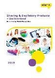 Shaving & Depilatory Products in Switzerland (2019) – Market Sizes