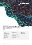 Construction in the United Arab Emirates (UAE) - Key Trends and Opportunities to 2025 (Q2 2021)