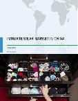 Intimate Wear Market in China 2017-2021