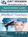 Thailand Medical Tourism Market and Forecast To 2022