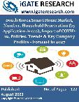 South Korea Smart Home Market, Number, Household Penetration (by Application Areas), Impact of COVID-19, Policies, Trends & Key Company Profiles - Forecast to 2027